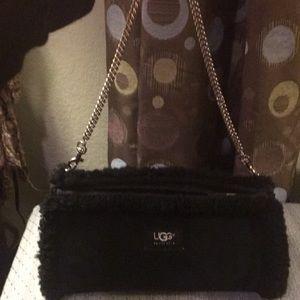Ugg handbag/handwarmer